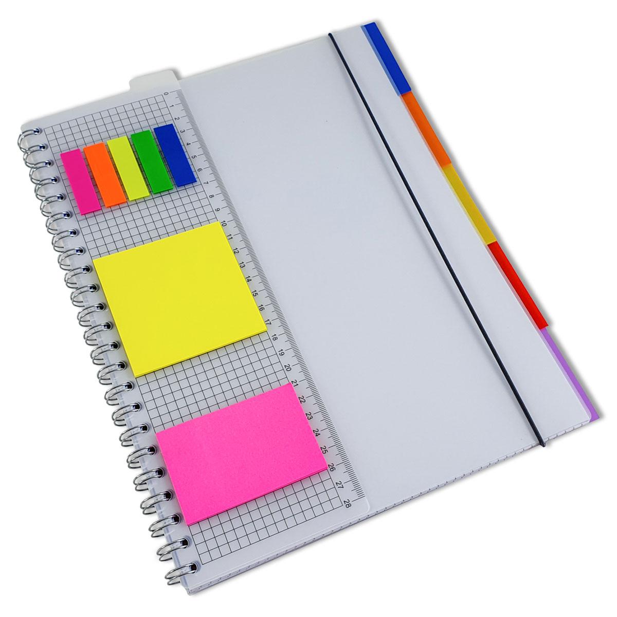 Projektbuch DIN A4 Image