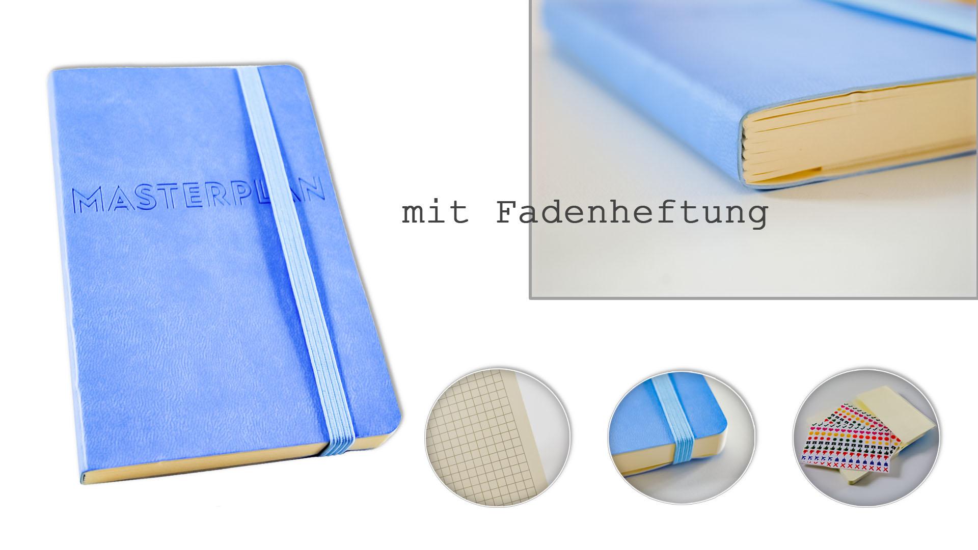 Premium Notizbuch DIN A6 Image