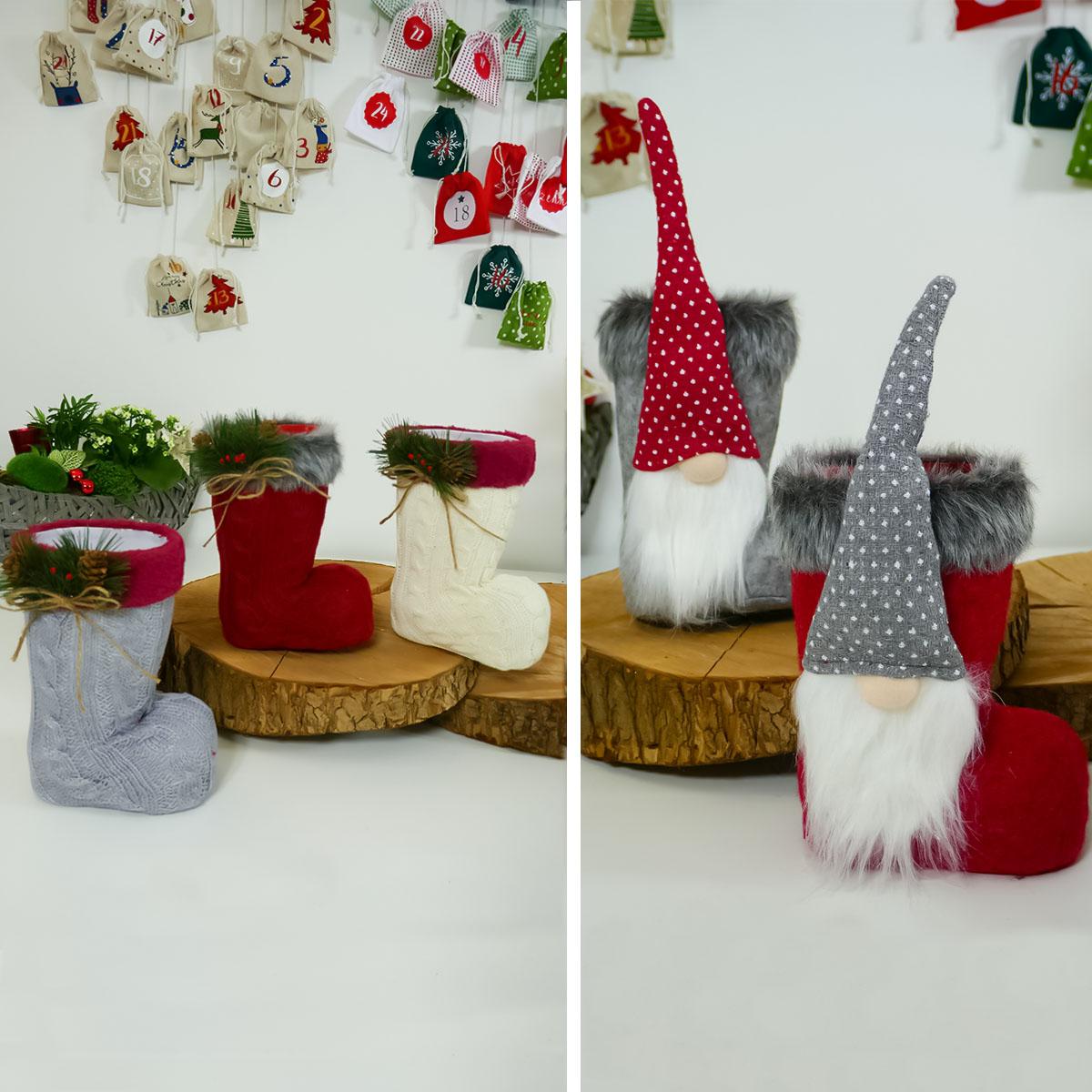 Weihnachts-Stiefel zum Befüllen Image