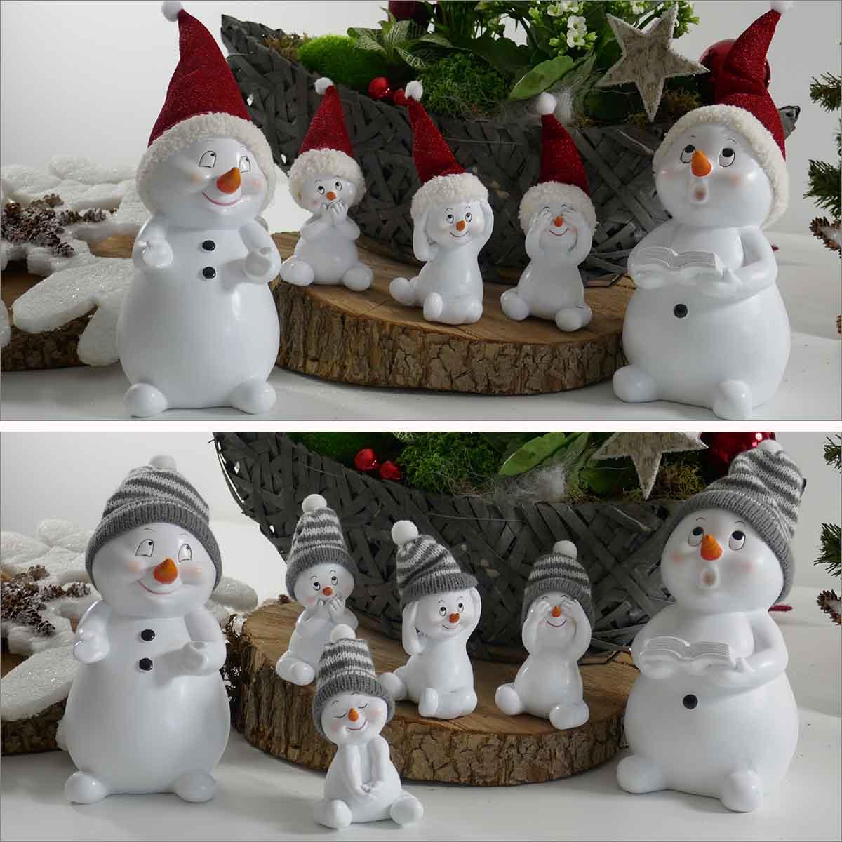 Niedliche Weihnachtsfiguren Image