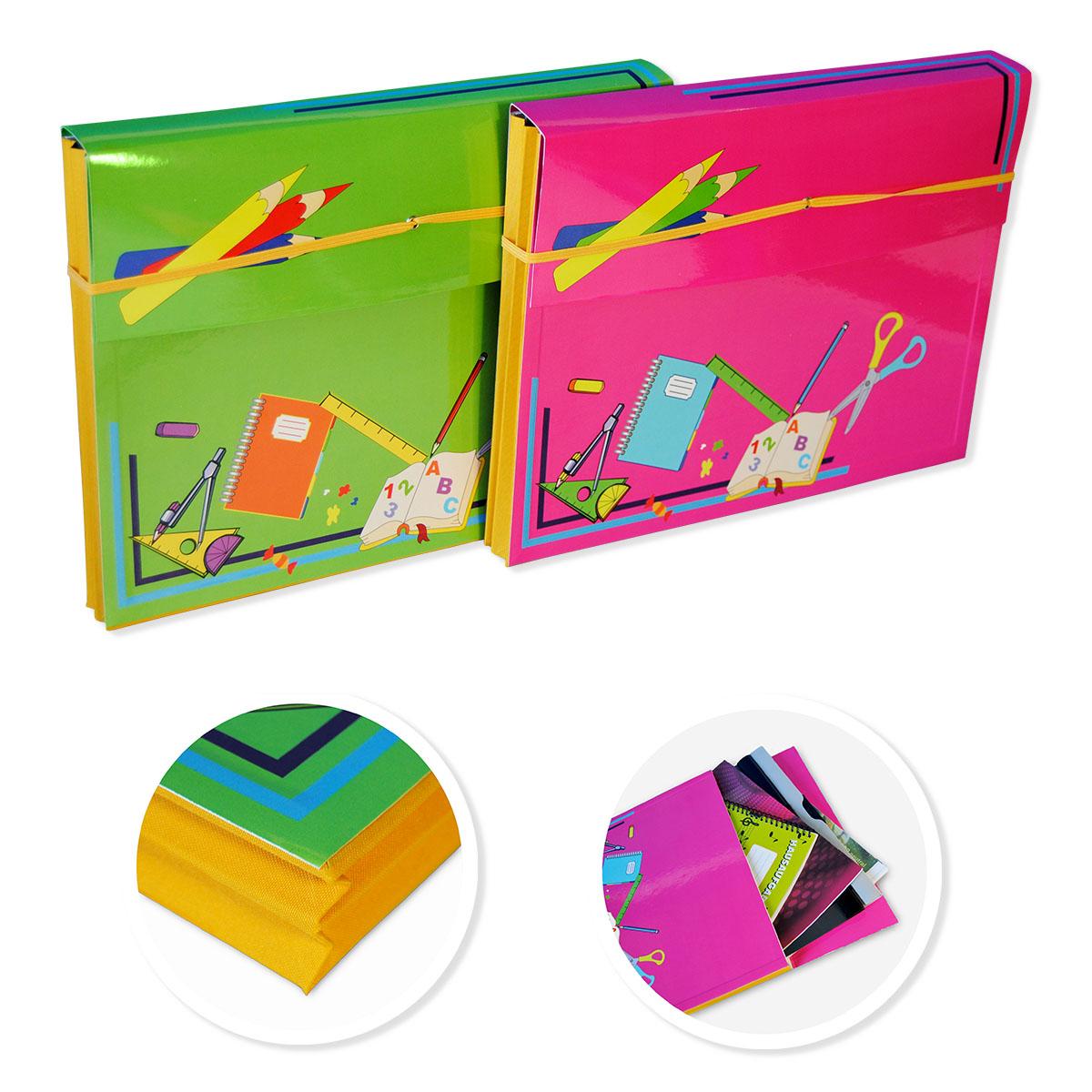 Heftbox mit Harmonikafunktion Image